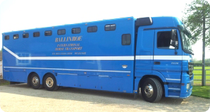 All our horseboxes built to the highest spec with the safety and comfort  of your horse in mind